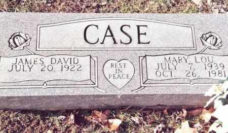 CASE, MARY LOU - Dent County, Missouri | MARY LOU CASE - Missouri Gravestone Photos