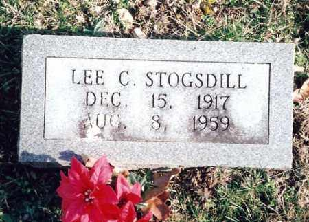 STOGSDILL, LEE C. - Dent County, Missouri | LEE C. STOGSDILL - Missouri Gravestone Photos