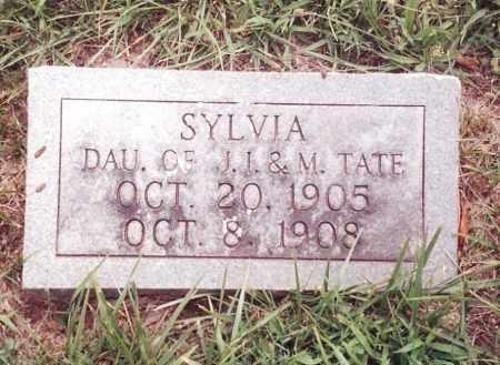 TATE, SYLVIA - Dent County, Missouri | SYLVIA TATE - Missouri Gravestone Photos