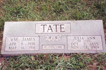 TATE, WILLIAM - Dent County, Missouri | WILLIAM TATE - Missouri Gravestone Photos
