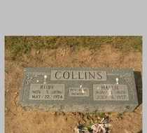 MYRACLE COLLINS, RUBY FRANCIS - Dunklin County, Missouri | RUBY FRANCIS MYRACLE COLLINS - Missouri Gravestone Photos