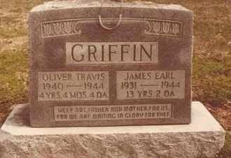 GRIFFIN, JAMES EARL - Dunklin County, Missouri | JAMES EARL GRIFFIN - Missouri Gravestone Photos