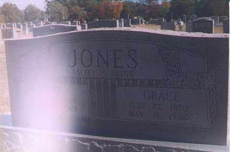 JONES, GRACE - Dunklin County, Missouri | GRACE JONES - Missouri Gravestone Photos