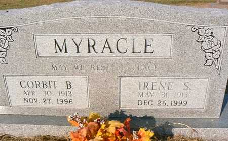 MYRACLE, IRENE S - Dunklin County, Missouri | IRENE S MYRACLE - Missouri Gravestone Photos
