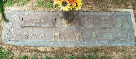 HAM, LEO L. - Franklin County, Missouri | LEO L. HAM - Missouri Gravestone Photos