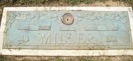 MILLER, MARGARET M. - Franklin County, Missouri | MARGARET M. MILLER - Missouri Gravestone Photos
