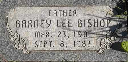 BISHOP, BARNEY LEE - Greene County, Missouri | BARNEY LEE BISHOP - Missouri Gravestone Photos