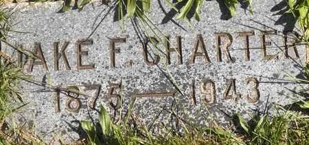 CHARTER, JAKE F - Greene County, Missouri   JAKE F CHARTER - Missouri Gravestone Photos
