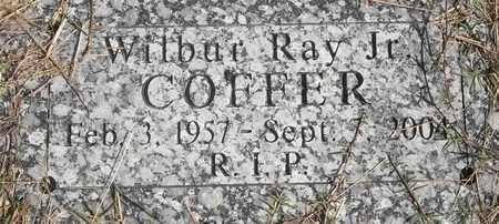 COFFER, JR, WILBUR RAY - Greene County, Missouri | WILBUR RAY COFFER, JR - Missouri Gravestone Photos