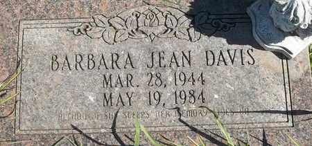 DAVIS, BARBARA JEAN - Greene County, Missouri | BARBARA JEAN DAVIS - Missouri Gravestone Photos