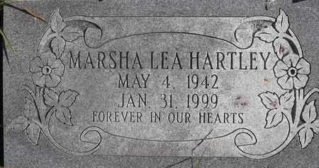 HARTLEY, MARSHA LEA - Greene County, Missouri | MARSHA LEA HARTLEY - Missouri Gravestone Photos