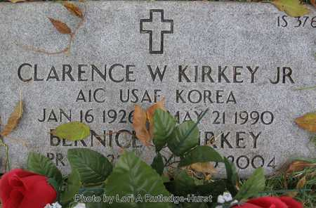 KIRKEY, BERNICE ORENE - Greene County, Missouri | BERNICE ORENE KIRKEY - Missouri Gravestone Photos
