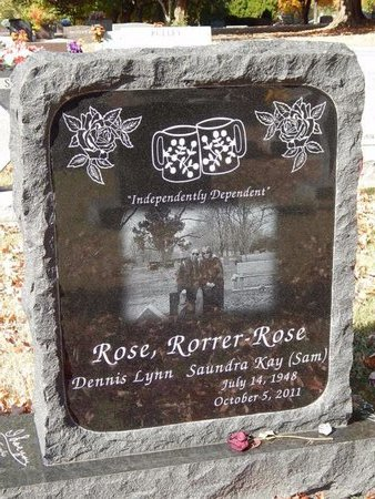 ROSE, SAUNDRA KAY - Greene County, Missouri | SAUNDRA KAY ROSE - Missouri Gravestone Photos