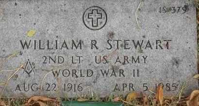 STEWART, WILLIAM - Greene County, Missouri | WILLIAM STEWART - Missouri Gravestone Photos