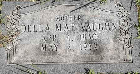 VAUGHN, DELLA MAE - Greene County, Missouri | DELLA MAE VAUGHN - Missouri Gravestone Photos