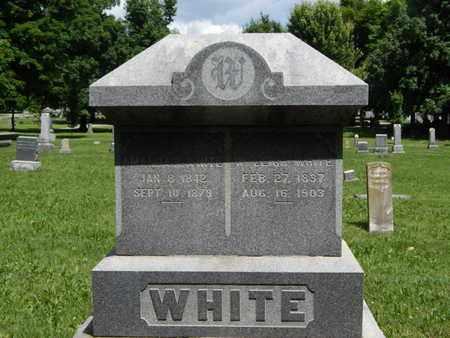 WHITE, AMANDA R - Greene County, Missouri | AMANDA R WHITE - Missouri Gravestone Photos