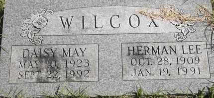 WILCOX, HERMAN LEE - Greene County, Missouri   HERMAN LEE WILCOX - Missouri Gravestone Photos