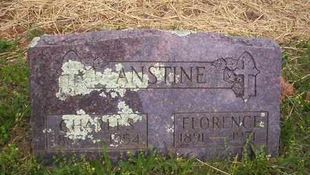 ANSTINE, FLORENCE - Howell County, Missouri | FLORENCE ANSTINE - Missouri Gravestone Photos