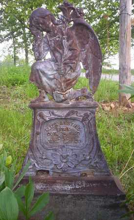 ANSTINE, ELIZA - Howell County, Missouri   ELIZA ANSTINE - Missouri Gravestone Photos