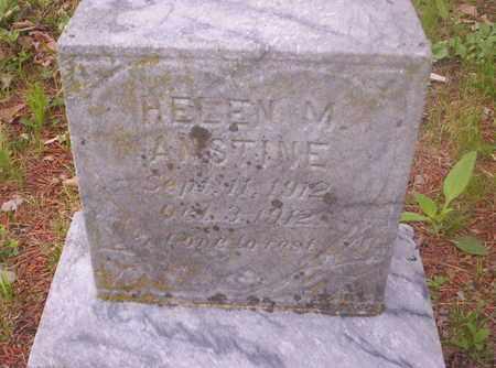 ANSTINE, HELEN M - Howell County, Missouri   HELEN M ANSTINE - Missouri Gravestone Photos