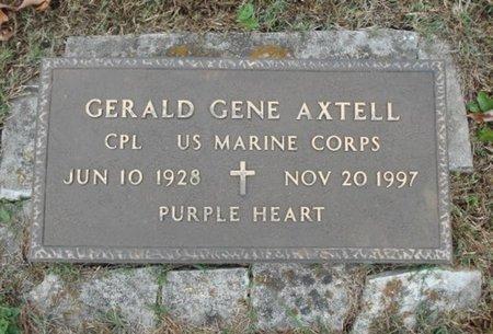AXTEL, GERALD GENE VETERAN - Howell County, Missouri | GERALD GENE VETERAN AXTEL - Missouri Gravestone Photos