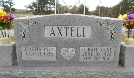 AXTEL, GERALD GENE - Howell County, Missouri | GERALD GENE AXTEL - Missouri Gravestone Photos
