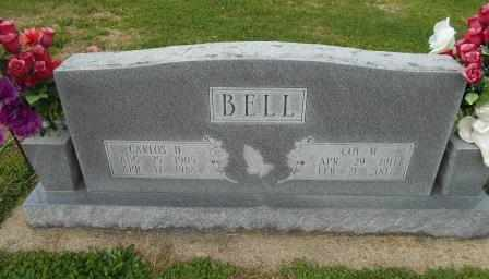 STOUT BELL, COY M. - Howell County, Missouri | COY M. STOUT BELL - Missouri Gravestone Photos