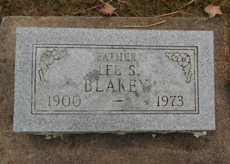 BLAKEY, LEE S. - Howell County, Missouri | LEE S. BLAKEY - Missouri Gravestone Photos