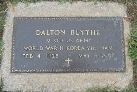 BLYTHE, DALTON VETERAN WWII KOREA VIETNAM - Howell County, Missouri | DALTON VETERAN WWII KOREA VIETNAM BLYTHE - Missouri Gravestone Photos