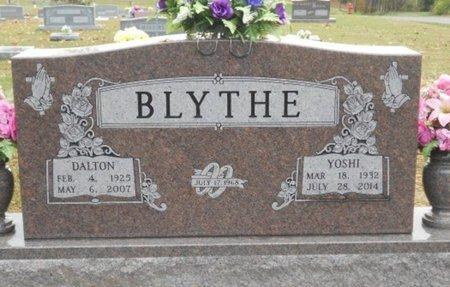 BLYTHE, YOSHI - Howell County, Missouri   YOSHI BLYTHE - Missouri Gravestone Photos