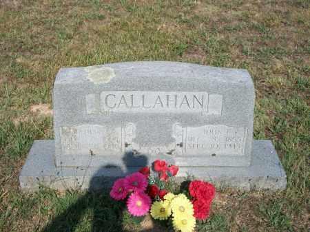 CALLAHAN, JOHN T. - Howell County, Missouri | JOHN T. CALLAHAN - Missouri Gravestone Photos