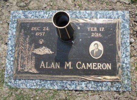 CAMERON, ALAN MARK - Howell County, Missouri   ALAN MARK CAMERON - Missouri Gravestone Photos