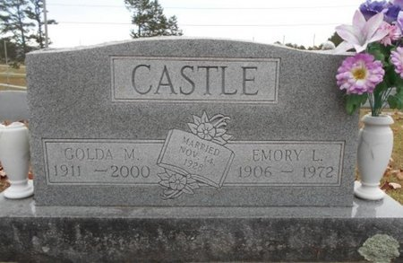 CASTLE, GOLDA MAY - Howell County, Missouri | GOLDA MAY CASTLE - Missouri Gravestone Photos