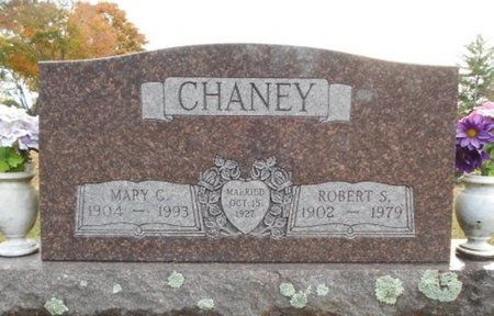 CHANEY, MARY CATHERINE - Howell County, Missouri | MARY CATHERINE CHANEY - Missouri Gravestone Photos