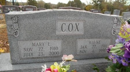 COX, WAYNE - Howell County, Missouri | WAYNE COX - Missouri Gravestone Photos
