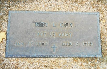 COX, ROY LEE VETERAN - Howell County, Missouri | ROY LEE VETERAN COX - Missouri Gravestone Photos