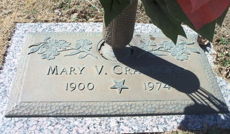 CRAWFORD, MARY V. - Howell County, Missouri | MARY V. CRAWFORD - Missouri Gravestone Photos