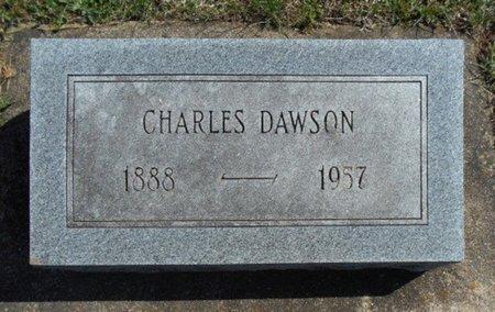 DAWSON, CHARLES - Howell County, Missouri | CHARLES DAWSON - Missouri Gravestone Photos