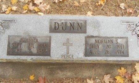 DUNN, NORMAN S. - Howell County, Missouri | NORMAN S. DUNN - Missouri Gravestone Photos