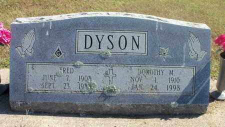 DYSON, DOROTHY - Howell County, Missouri | DOROTHY DYSON - Missouri Gravestone Photos