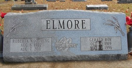 ELMORE, ROBERTA - Howell County, Missouri | ROBERTA ELMORE - Missouri Gravestone Photos