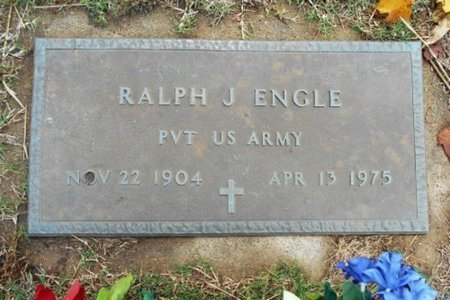 ENGLE, RALPH J. VETERAN - Howell County, Missouri | RALPH J. VETERAN ENGLE - Missouri Gravestone Photos