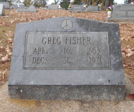 FISHER, GREG - Howell County, Missouri | GREG FISHER - Missouri Gravestone Photos