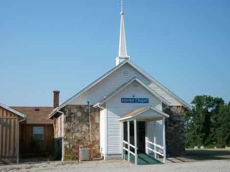 *FOWLER, CHAPEL - Howell County, Missouri | CHAPEL *FOWLER - Missouri Gravestone Photos