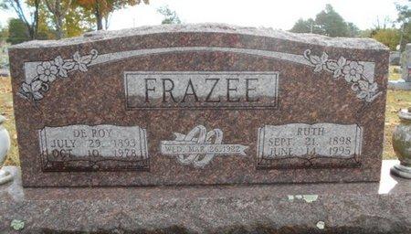 FRAZEE, DEROY - Howell County, Missouri | DEROY FRAZEE - Missouri Gravestone Photos