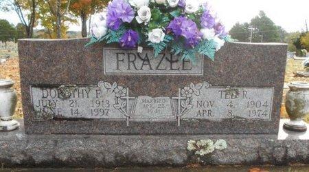 FRAZEE, DOROTHY F. - Howell County, Missouri | DOROTHY F. FRAZEE - Missouri Gravestone Photos