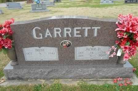GARRETT, JACKIE D. - Howell County, Missouri   JACKIE D. GARRETT - Missouri Gravestone Photos