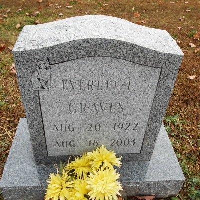 GRAVES, EVERETT LEONARD - Howell County, Missouri   EVERETT LEONARD GRAVES - Missouri Gravestone Photos