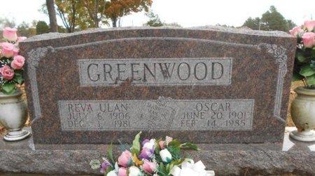 GREENWOOD, REVA - Howell County, Missouri | REVA GREENWOOD - Missouri Gravestone Photos