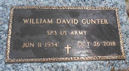 GUNTER, WILLIAM DAVID VETERAN ARMY - Howell County, Missouri   WILLIAM DAVID VETERAN ARMY GUNTER - Missouri Gravestone Photos